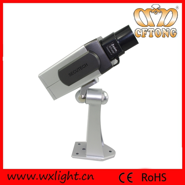 New Products Battery Operated IR Night Vision Wireless Easy to Install Fake Camera Manufacturer