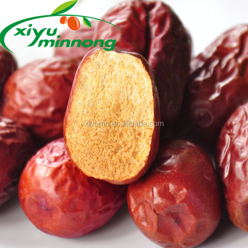 Chinese Hotan Red dates with small date pit