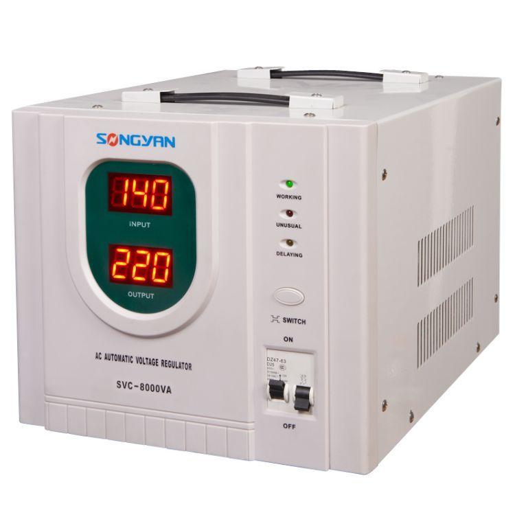 Generator Avr Circuit Diagram,Low Voltage Stabilizer,Relay Type Ac ...