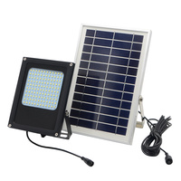 Powerful Dusk to Dawn Landscape Security Outdoor Garden Solar LED Flood Lights
