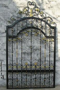 small wrought iron gate  sale buy small iron gate