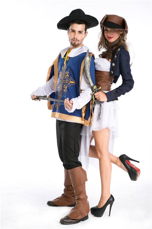 get quotations couples party cosplay sexy pirate halloween costumes for women medieval halloween costumes for men carnival costumes