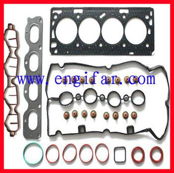 OPEL A16XER gasket set 02-37240-01