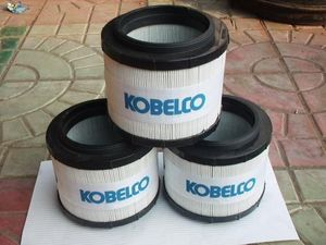 Kobelco Compressor Parts Air Filter Element/Cartridge S-CE05-503