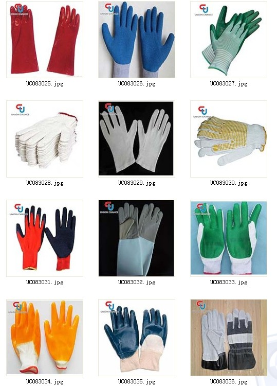 60g All Types Of Hand Gloves Manufacturers In China