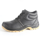 Black executive non slip oil resistance work safety shoes , water-proof slip and oil resistant work shoes SNB114