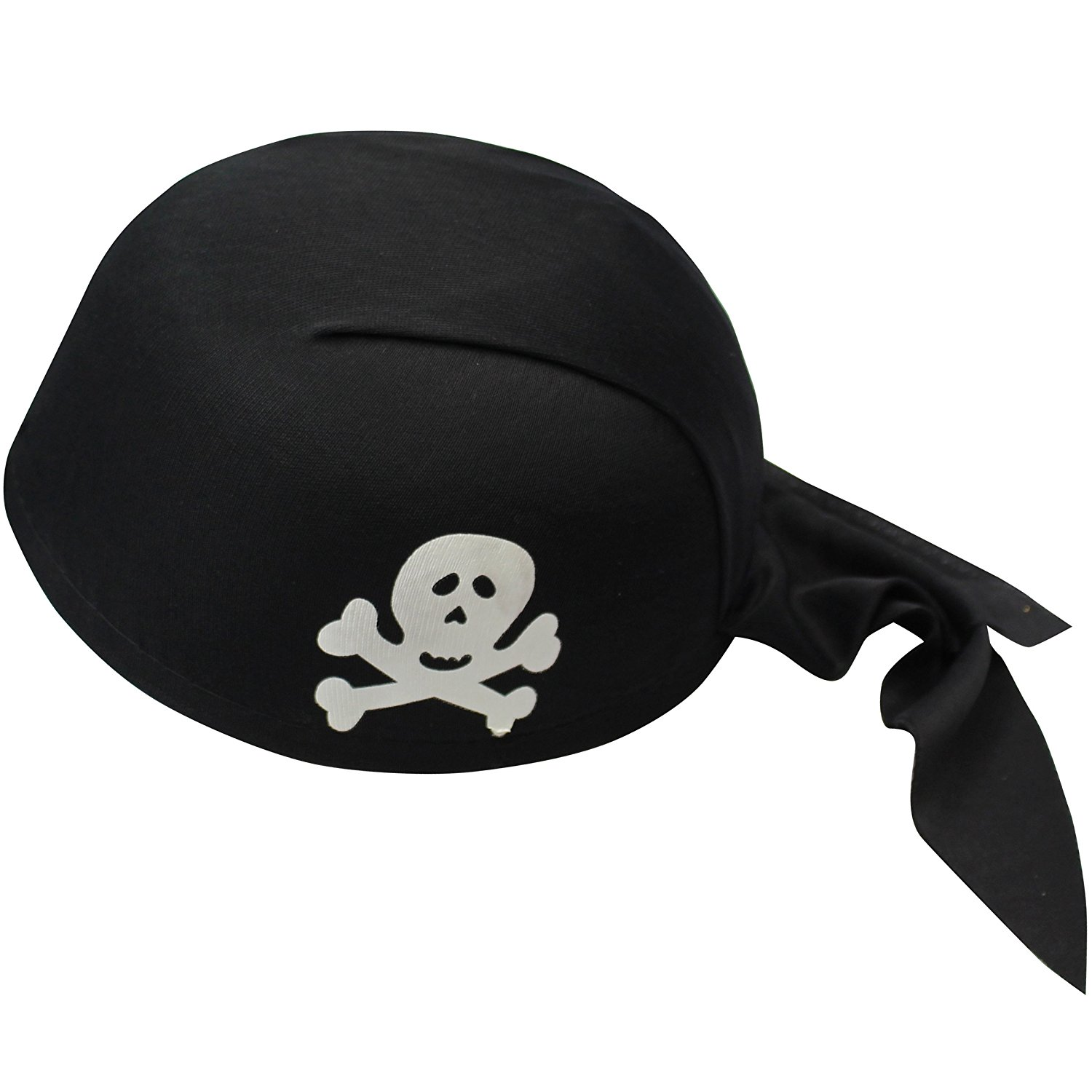 buy pirate scarf hat black pirate scarf costume hat for adults