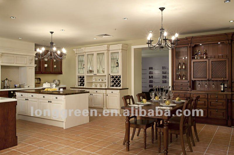 American Cherry Wood Kitchen Cabinets, American Cherry Wood Kitchen Cabinets  Suppliers And Manufacturers At Alibaba.com