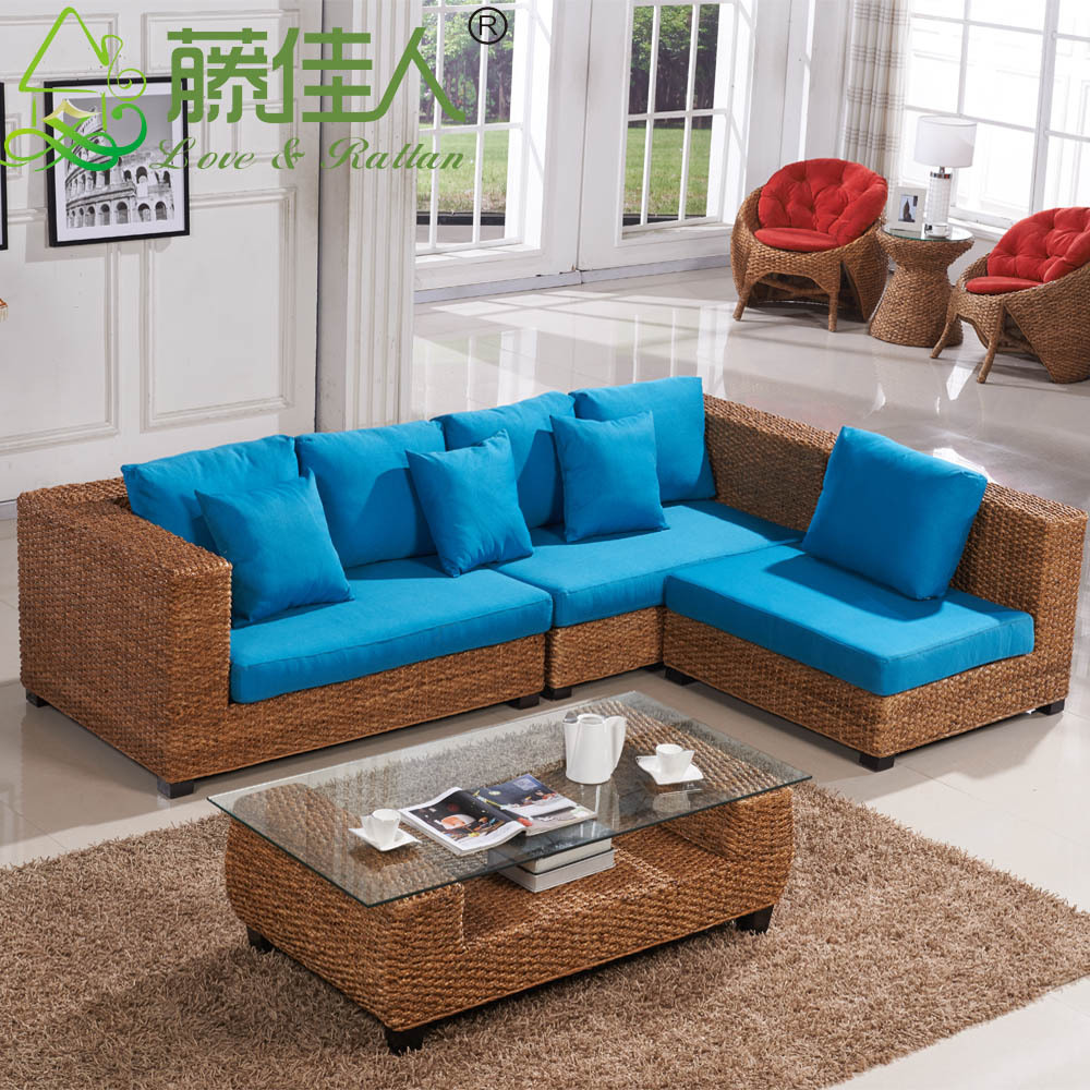 New Trendy Cane Rattan Sofa Set Buy Cane Rattan Sofa Set