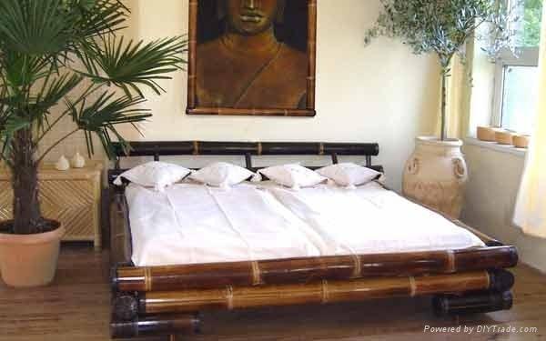 Bamboo Bedroom Set