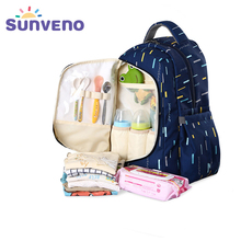 SUNVENO 2in1 기저귀 <span class=keywords><strong>가방</strong></span> 패션 미라 출산 기저귀 <span class=keywords><strong>가방</strong></span> <span class=keywords><strong>아기</strong></span> <span class=keywords><strong>여행</strong></span> 배낭 주최자 간호 <span class=keywords><strong>가방</strong></span> 베이비 케어 엄마와 키즈