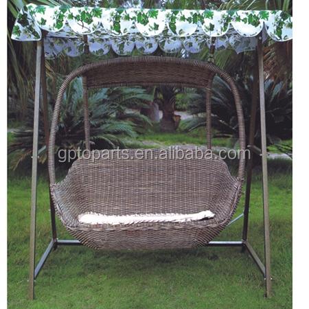 Patio Swings Indoor Outdoor Furniture Rattan Swing Chair Garden Rattan Nest  Swing Garden Rattan Living Room .