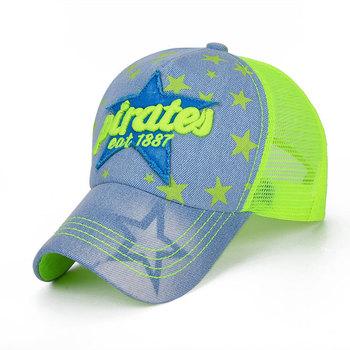 2018 Mode menunjuk Merek Baseball Topi Bisbol Luar Topi Bernapas pria    wanita Musim Panas Jala 07604f5236