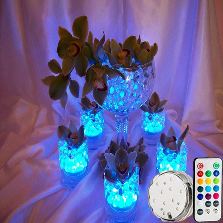 branden geleid kunstbloemen vaas verlichting ontwerpen gemaakt in ...