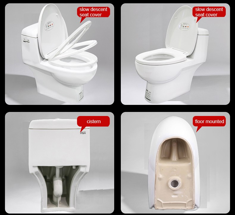 Foshan Sanitary Ware Factory Portable Toilet Seat Scale Wc Spy