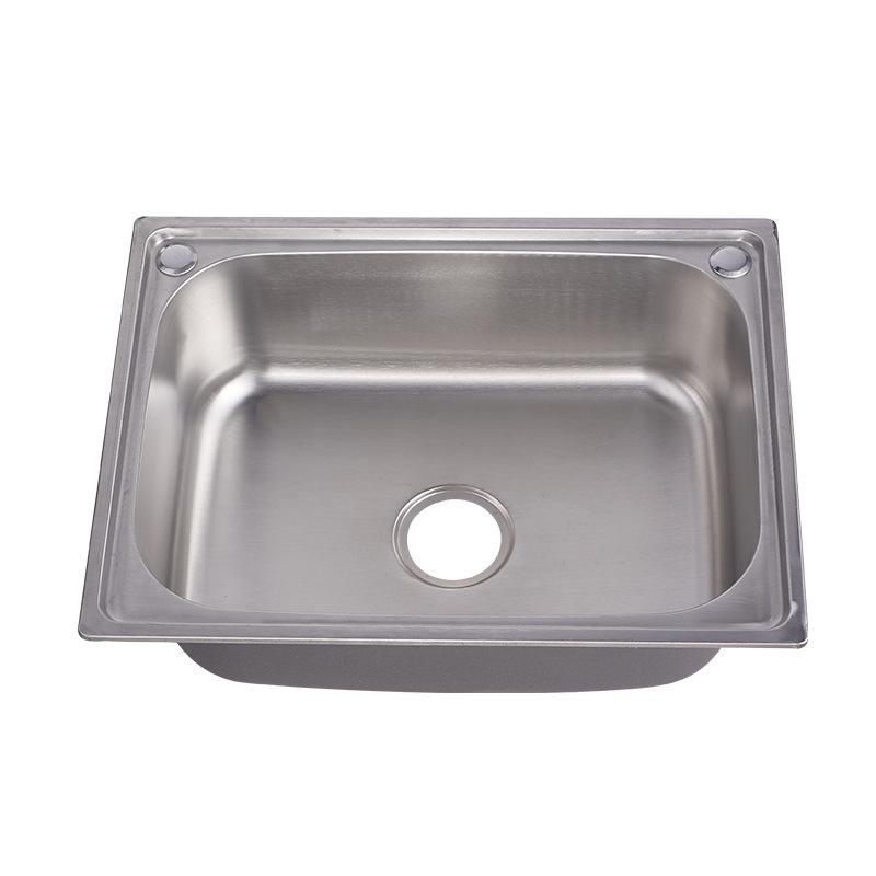 5040 Hot Selling Sanitary Hardware Organizer Stainless Steel Single Bowl  Kitchen Sink - Buy Kitchen Sink,Stainless Steel Sink,Single Bowl Sink  Product ...