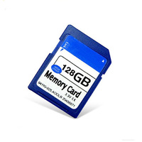 Bulk SD Memory Cards 64GB in Camera,Machine,Car tachograph with Custom CID