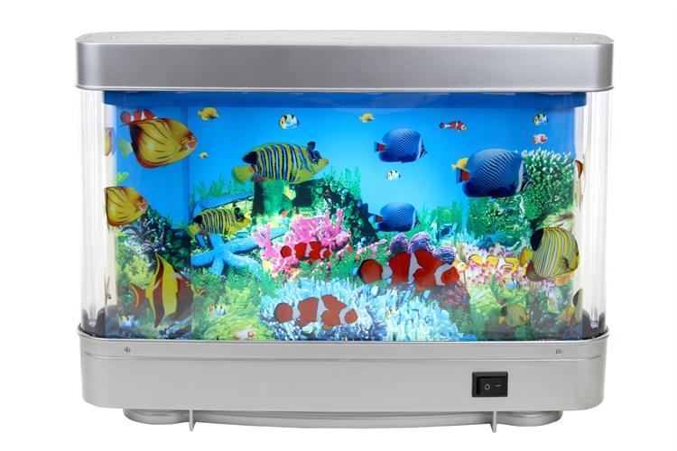 Amazon Hot Sale Led Aquarium Light 6w Abs Fish Tank Led Lights ...