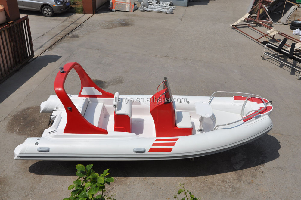 Liya Fishing Boat Sale 19ft Fast Rib Leisure Boats Semi Submarine ...