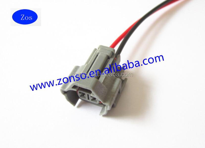 Denso Fuel Injector Connector Pigtail Blitz Hks 1jz 2jz Toyota ...