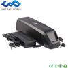Good performance dolphin case ebike battery 36v 17ah with USB charing port lithium e-bike akku for electric bicycle
