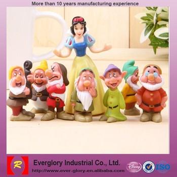 Custom Factory Making Vinyl Toys,Customize Design Snow White ...