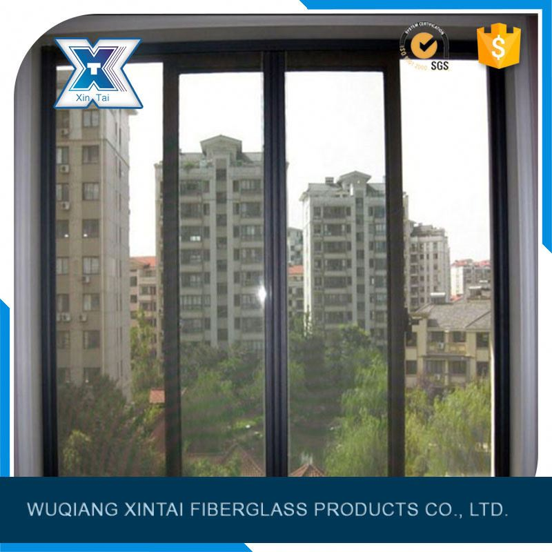 Founded In 2006 Easy Cleaning China Fiberglass Insect Screen Mesh Window Net