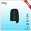soft silicone remote key cover for hyundai,hyundai car key covers with high quality