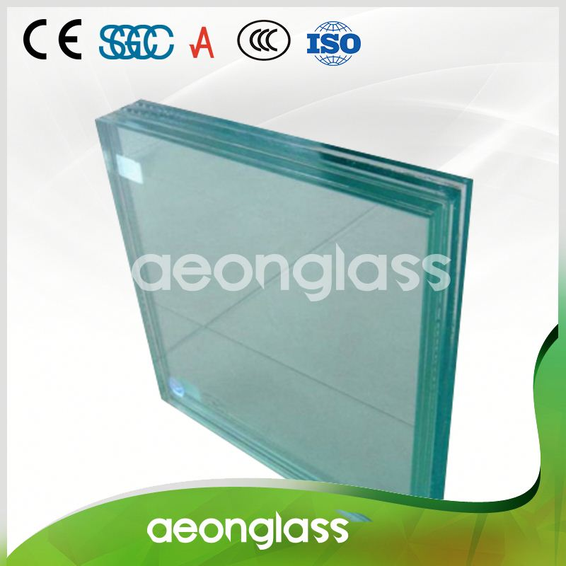 Clear float galss price for building curtain wall