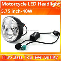Motorcyclemotive Parts 5 3/4 Led Motorcycle Headlight Special for Harley Motorcycle Best Quality