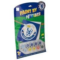 Chelsea Paint By Number