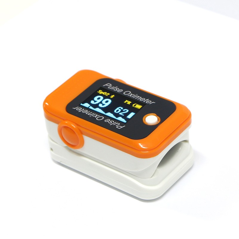SpO2 Pulse Rate บลูทูธ Pulse Oximetry