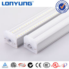 100 lm/w Russia Double Integrated Tube5 LED Batten 20w 25w 30w Dual Fluorescent Lamp Fixture