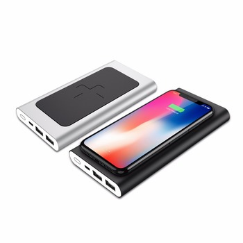 2018 wireless power bank for iphone /samsung