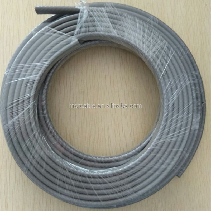 220V 110C anti-explosion <strong>Heating</strong> cable Snow Melting Cable