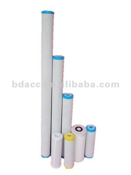 Cto Activated Carbon Block Liquid Cartridge Filter