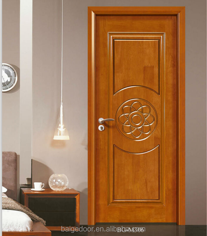 Room door solid wood door wooden door room door interior for Room door frame