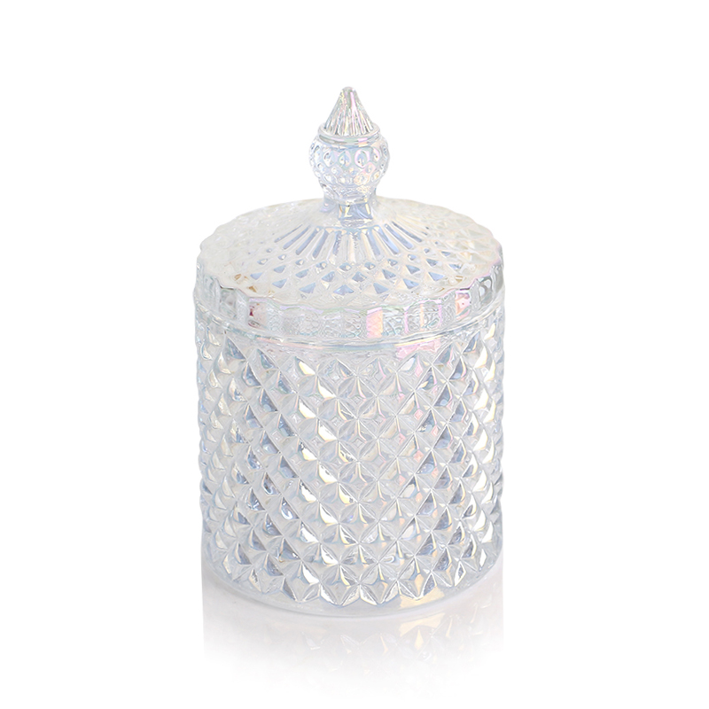 Cd032 Top Sale Low Price Customization Wedding tall Crystal Candle Holder Manufacturer In China