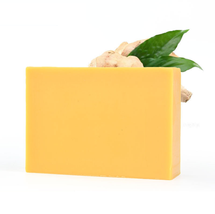 High Quality Private Label Stretch Marks Remover Handmade Soap Organic Anti Acne Ginger Hand Made Soap