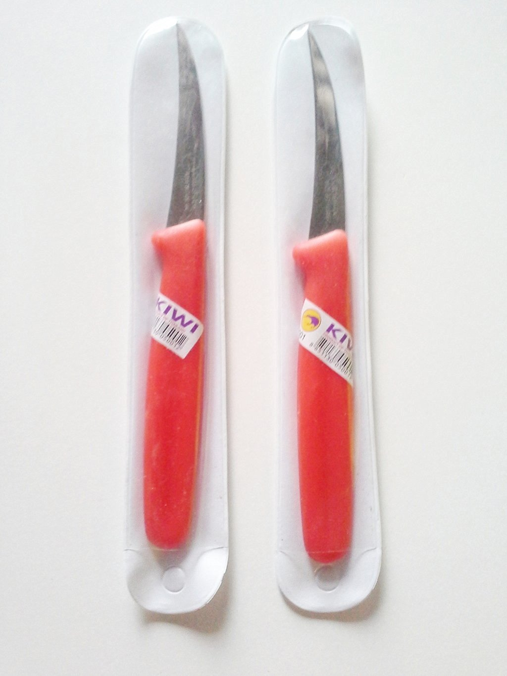 Fruit and Vegetable Carving Knives 2pcs. Thai Product