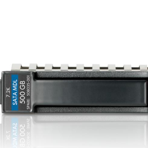 "507749-001 614828-002 HP 500GB 3G SATA 7.2K RPM SFF 2.5/"" SATA MIDLINE HARD DRIVE"