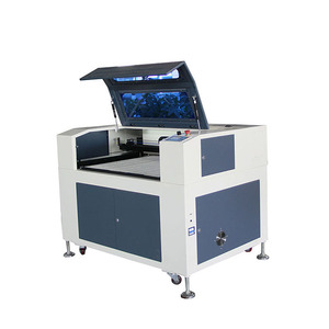 6090 small size laser cutting engraving machine for laces cutting