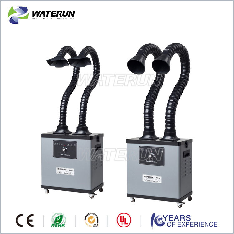 Brushless Motor Soldering Fume Extractor With Fume