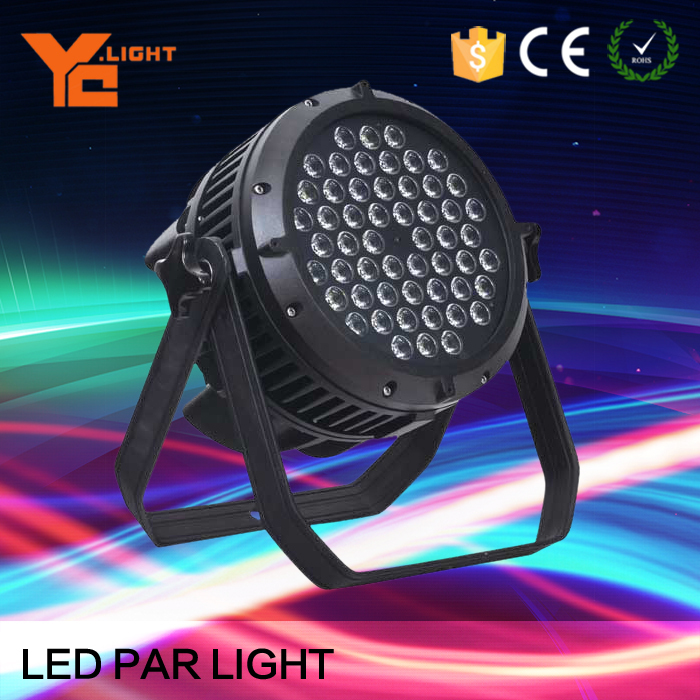 Waterproof Led Par Rgbw 4in1 Stage Led Light Quad Color Mixing ...