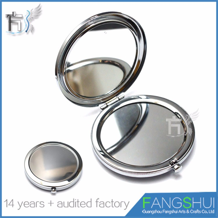 Easy Carrying Wholesale Mini Make Up Mirror Vanity pact