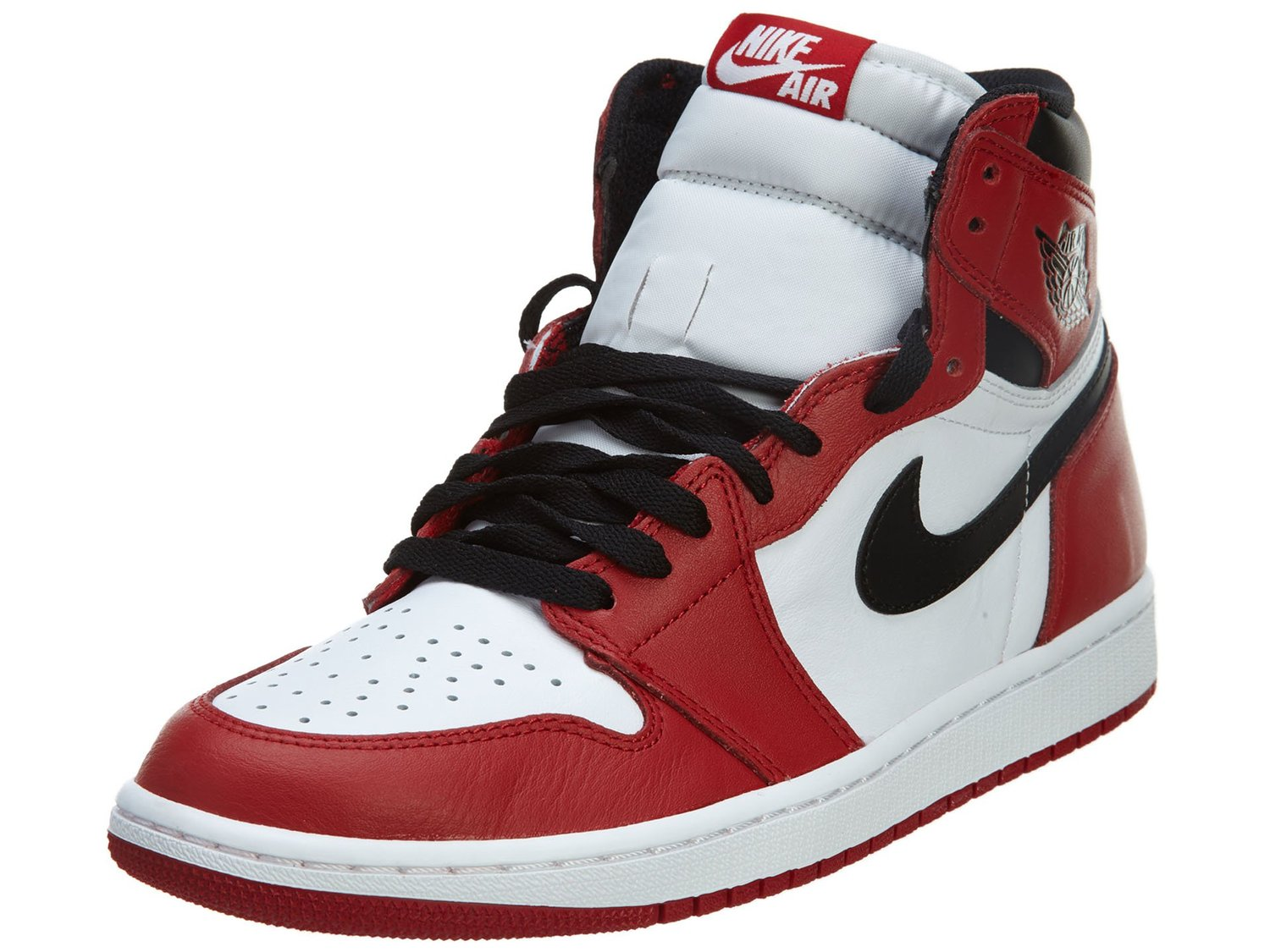 huge selection of 8d61a 44101 Nike Mens Air Jordan 1 Retro High OG Chicago 2015