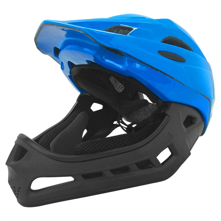 Full-face Cycling  Kids Downhill  Mountain Bike Helmet 3
