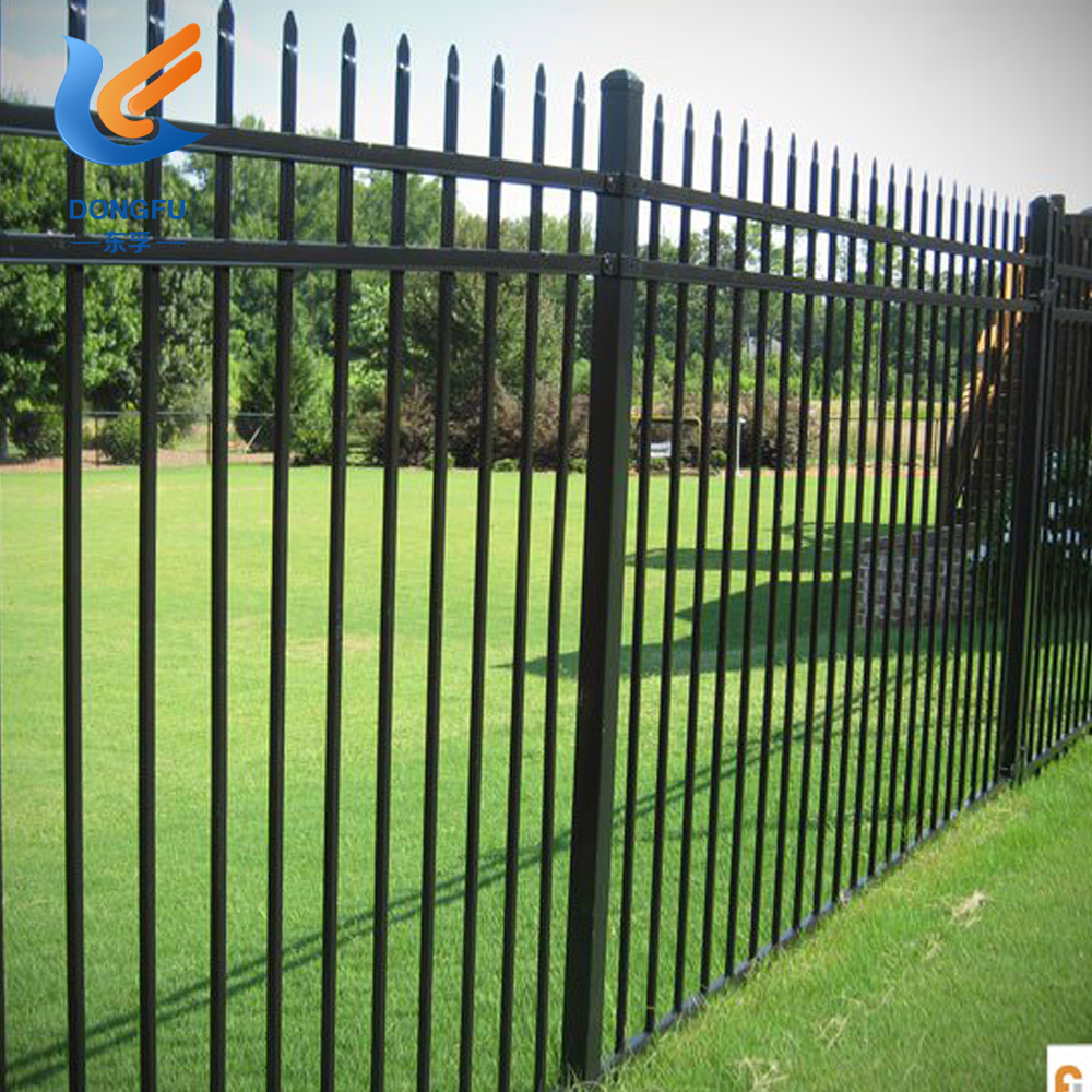 2018 Hot Products Heavy Duty Steel Fence Panel For Sale