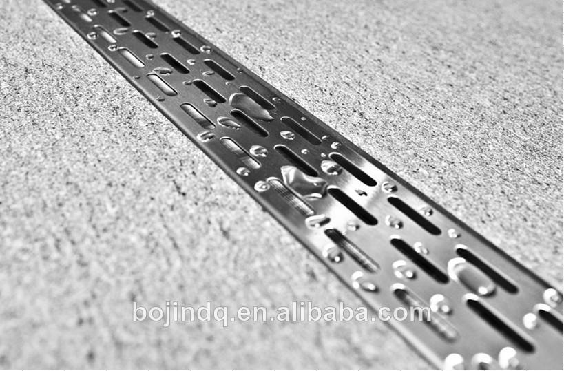 Toilet Floor Trap,Linear Stainless Drain,Drainage System Bj-lnf ...