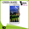 Factory supply hot-selling ultra clear 3 layer pet screen protector for mobilephone